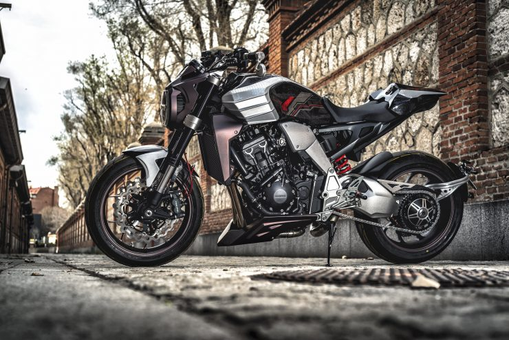 Honda CB1000R Street Fighter