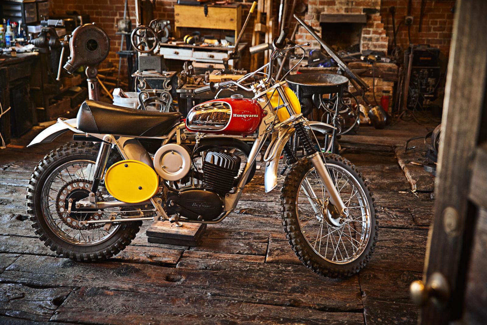 Husqvarna Viking 360cc