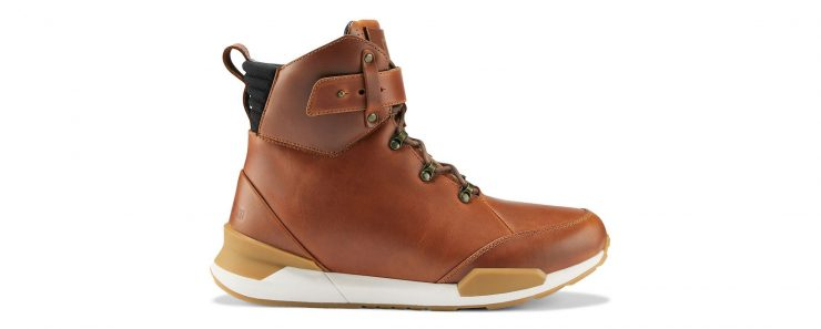 Icon 1000 Varial Boots Side