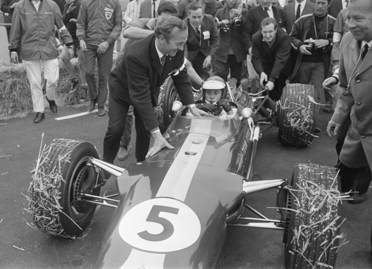 Lotus 49 Jim Clark Dutch Grand Prix 1967