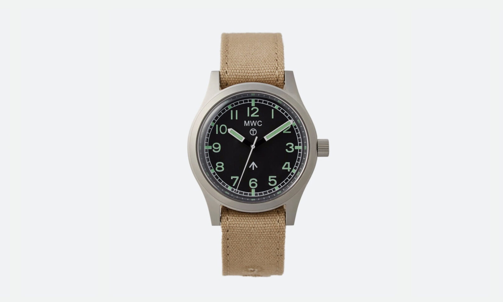 MWC Watches British Army General Service Watch