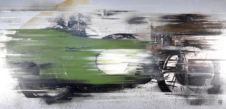 Moto Guzzi V8 Art