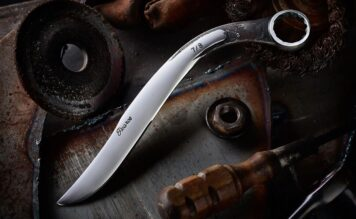 Pearce Knives Wrench Knife