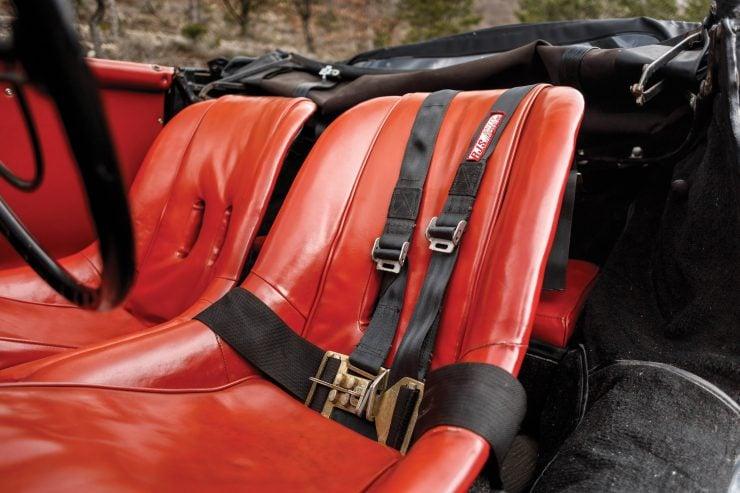 Porsche 356 Speedster Seats 2