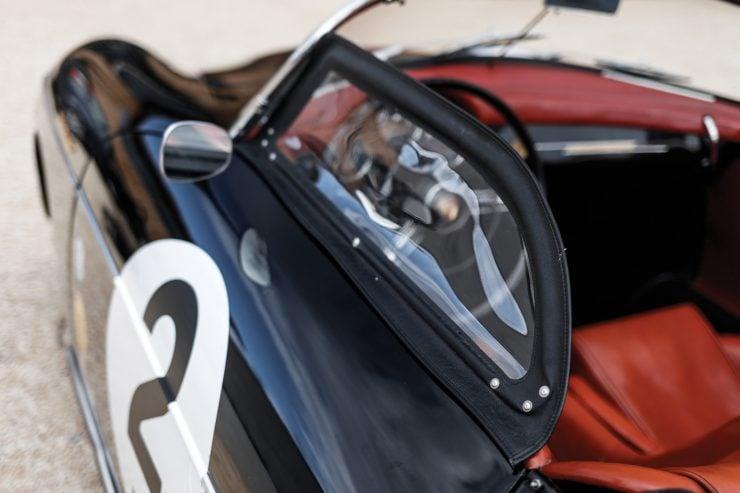 Porsche 356 Speedster Side Window