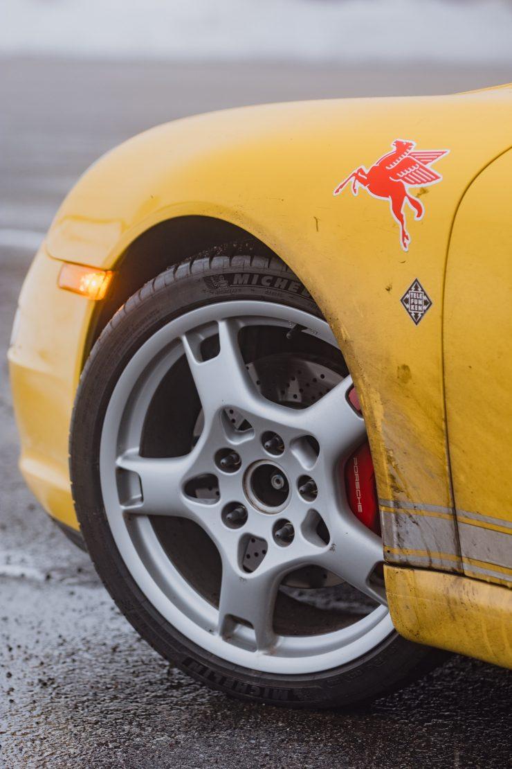 Porsche 997 911 S 10