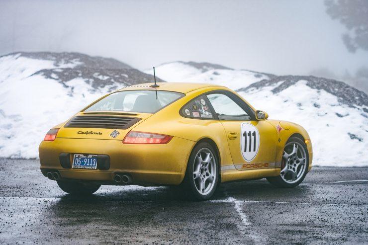 Porsche 997 911 S 13