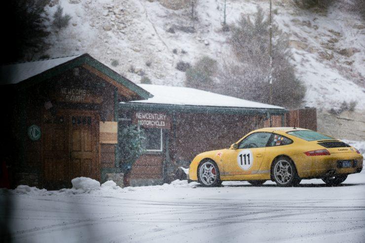 Porsche 997 911 S 4