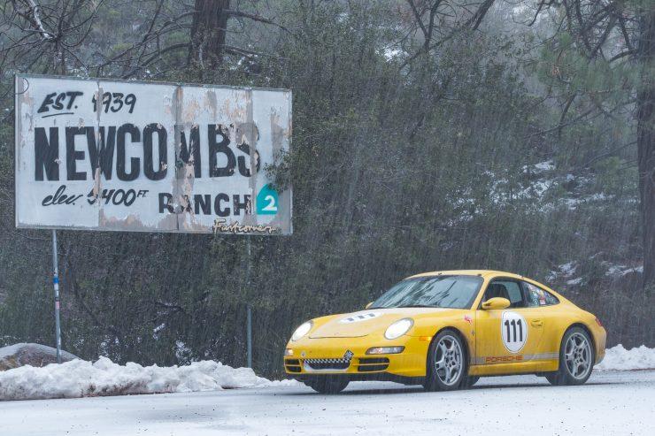 Porsche 997 911 S 7