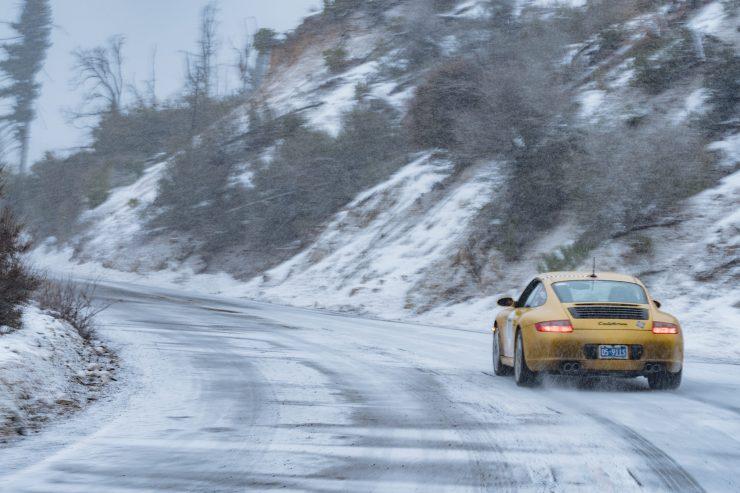 Porsche 997 911 S 8