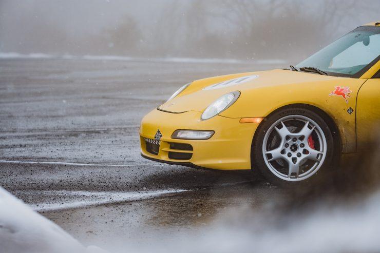 Porsche 997 911 S 9