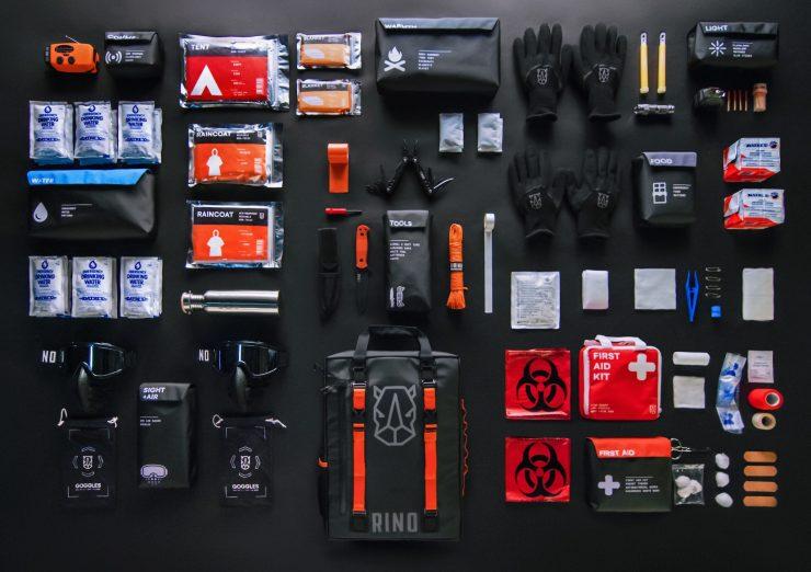 RINO Ready Survival Kit