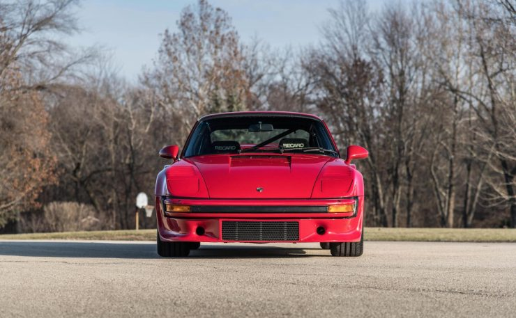RUF Modified Porsche 911 Front 2