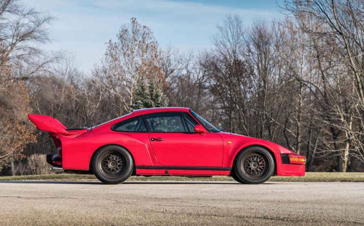 RUF Modified Porsche 911 Side 2
