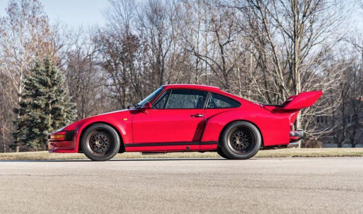 RUF Modified Porsche 911 Side