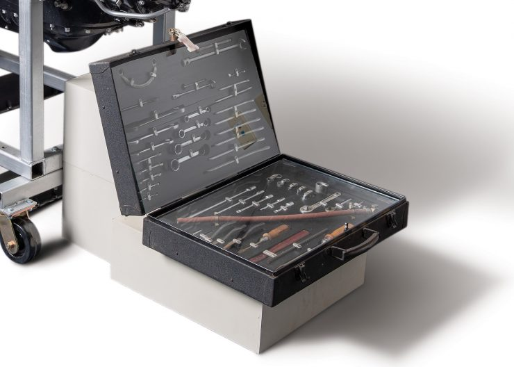 Rolls-Royce Merlin Engine Tool Kit