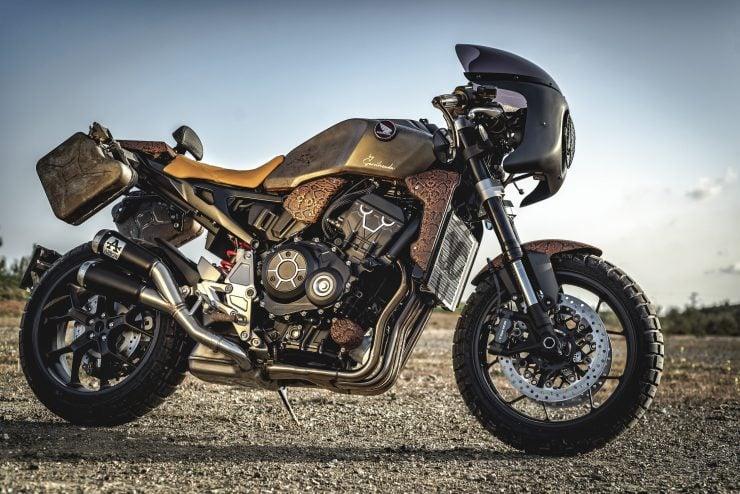ServiHonda Custom Honda CB1000R