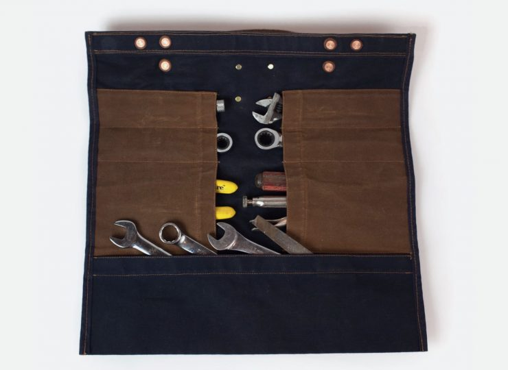 Sturdy Brothers Overlanding Car Kit Tool Roll 1