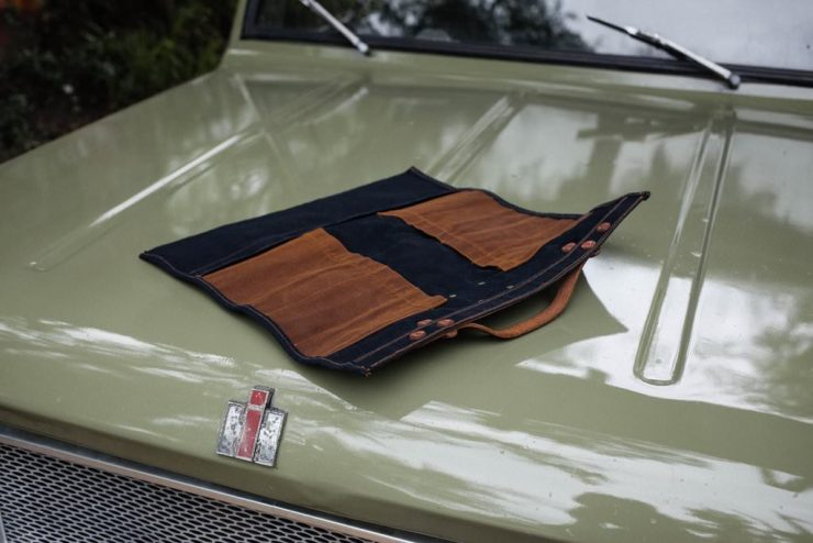 Sturdy Brothers Overlanding Car Kit Tool Roll 2