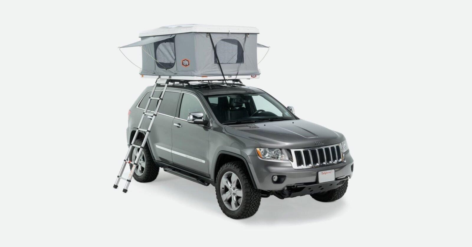 Tepui Hybox Rooftop Tent