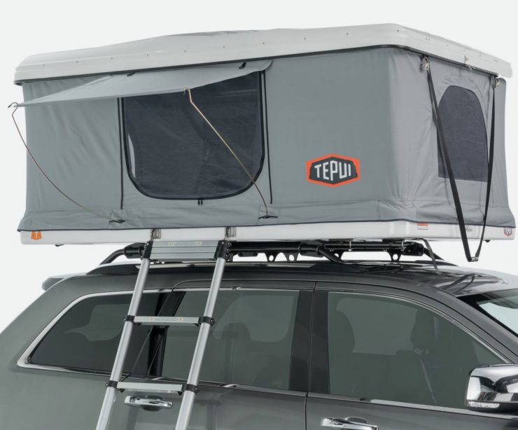 Tepui Hybox Rooftop Tent 3