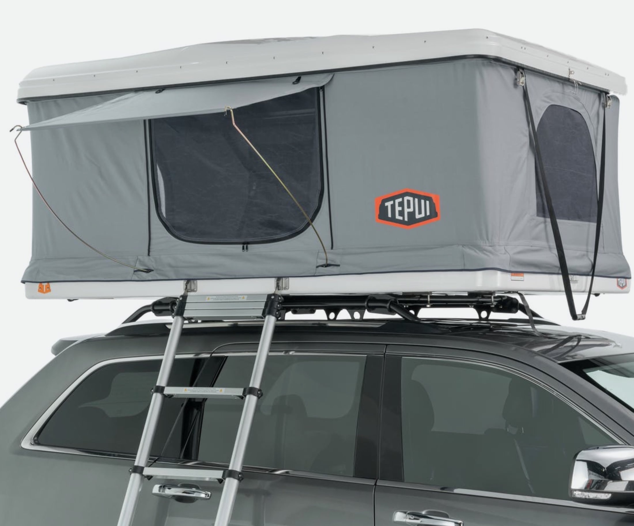 The Tepui Hybox Rooftop Tent - Suitable For Cars, Trucks ...
