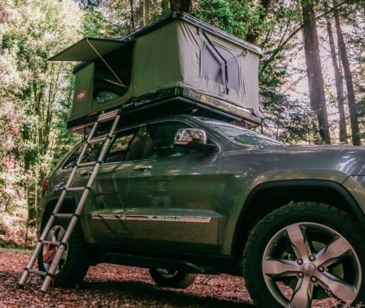 Tepui Hybox Rooftop Tent 4