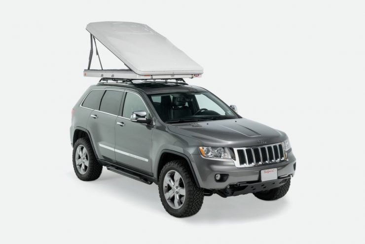 Tepui Hybox Rooftop Tent 6