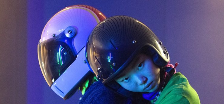 The Veldt Helmet Collection by Chanel + Pharrell Williams 3