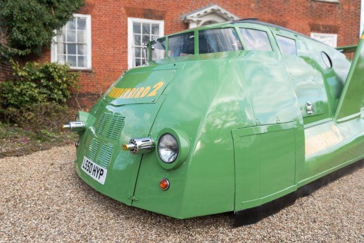 Thunderbird 2 Camper Van Front 2