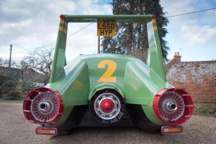 Thunderbird 2 Camper Van Rear 2