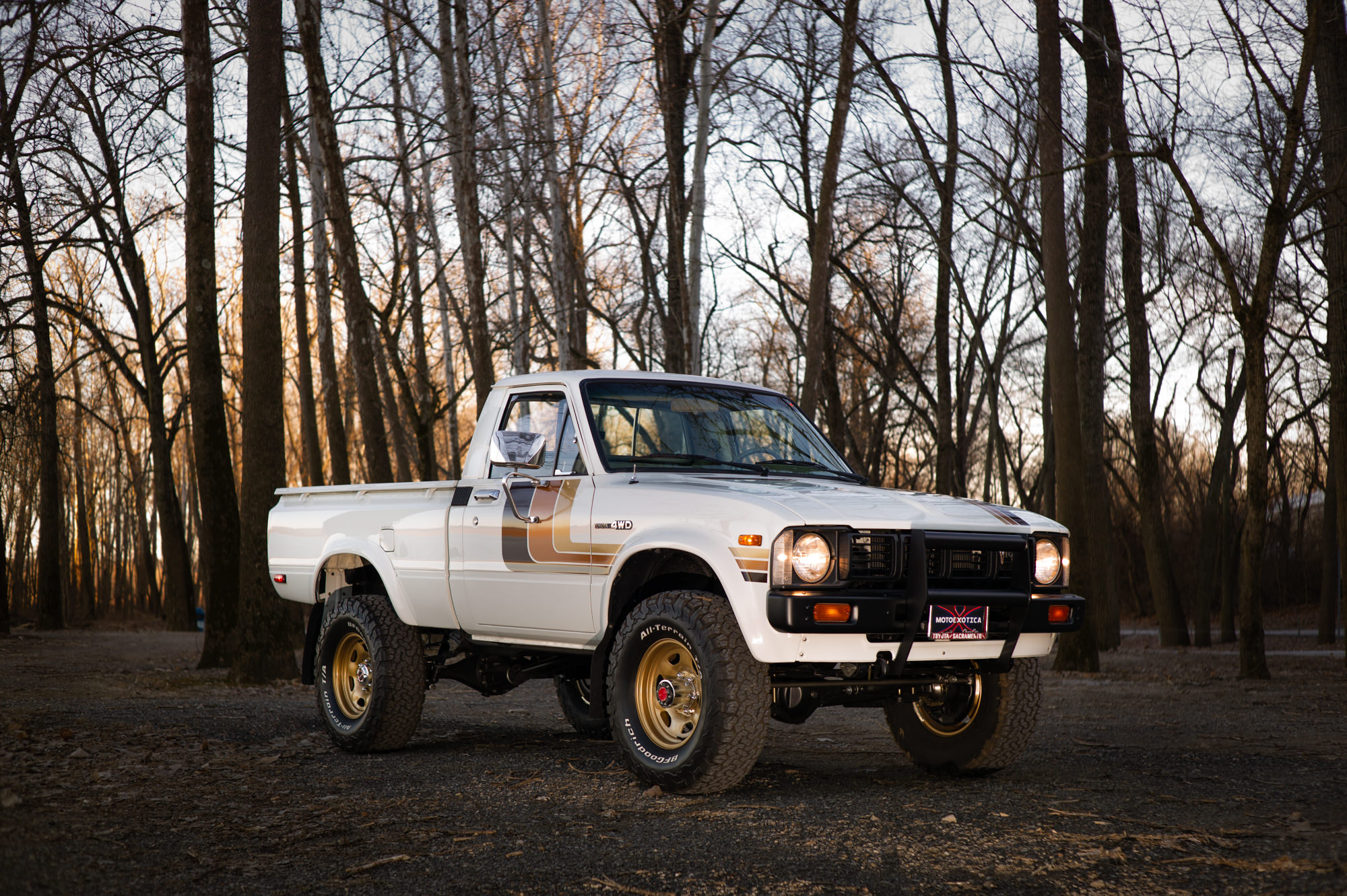 1981 toyota truck bumpers
