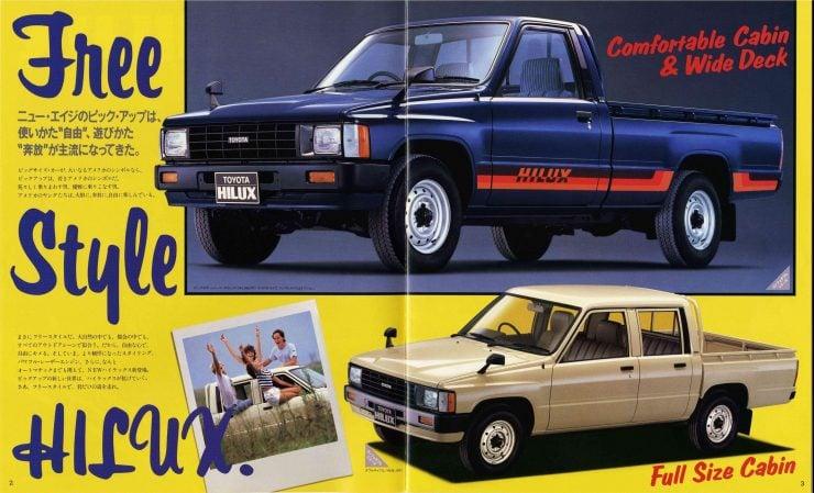 Toyota Hilux Pickup Truck 2