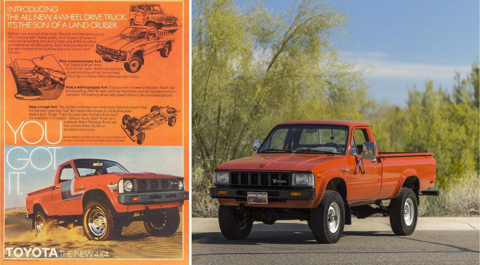 Toyota 2l Diesel Trucks Usa >> A Brief History Of The Toyota Hilux Specifications