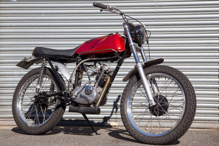 Triumph Tiger Cub Custom 1