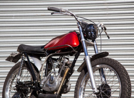 Triumph Tiger Cub Custom 4