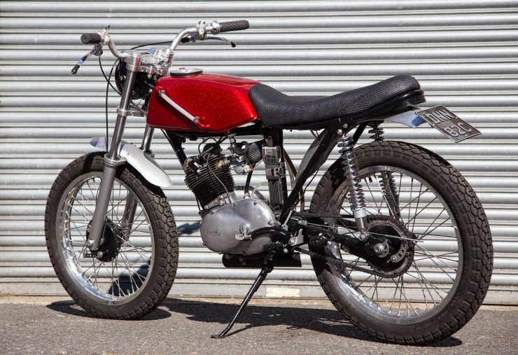 Triumph Tiger Cub Custom 7