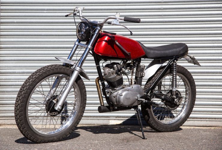 Triumph Tiger Cub Custom