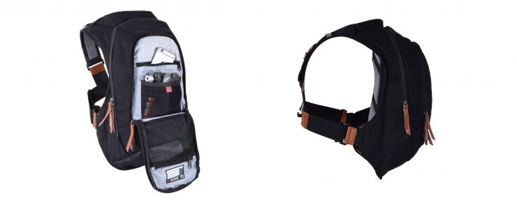 USWE Scrambler 16 Motorcycle Backpack Side