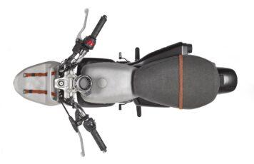 VIBA Jane – A Honda Monkey Custom Overhead