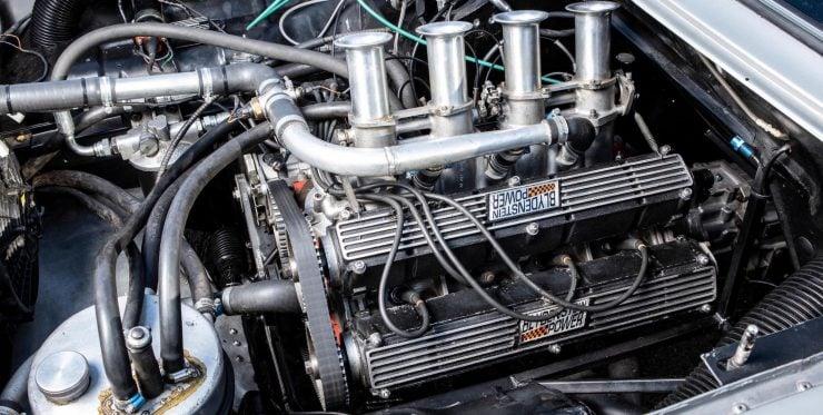 Vauxhall Firenza Engine