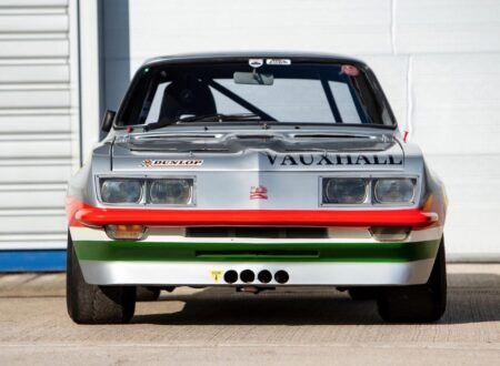 Vauxhall Firenza Front