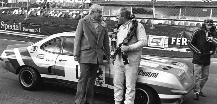 Vauxhall Firenza Gerry Marshall