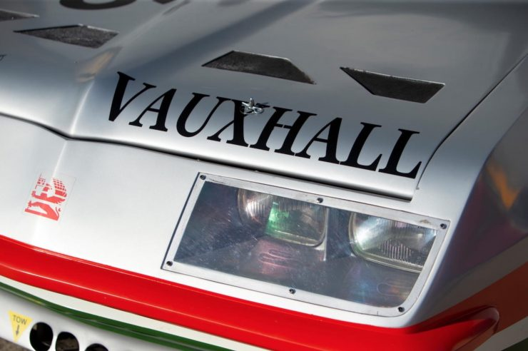 Vauxhall Firenza Headlight 2