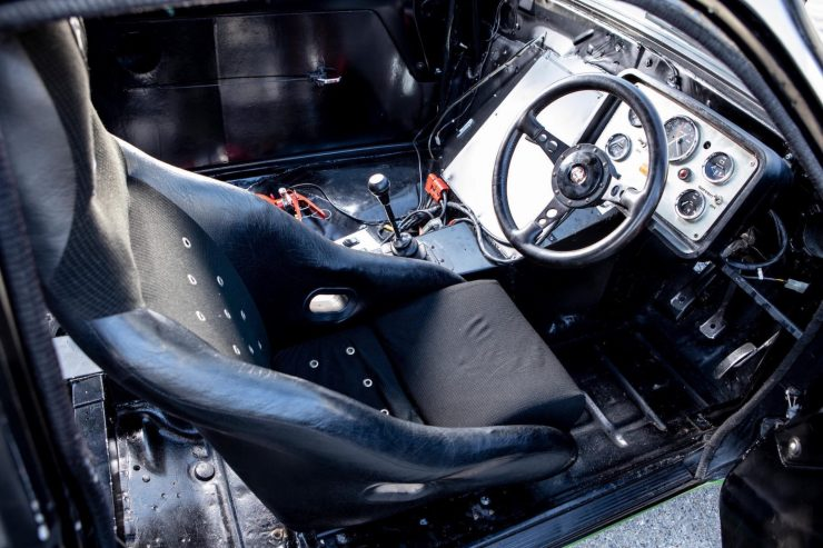 Vauxhall Firenza Interior