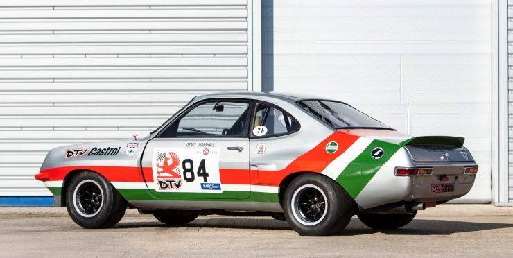 Vauxhall Firenza Rear