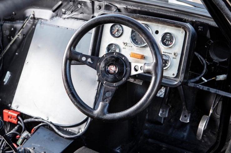 Vauxhall Firenza Steering Wheel