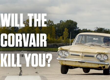 Will The Corvair Kill You