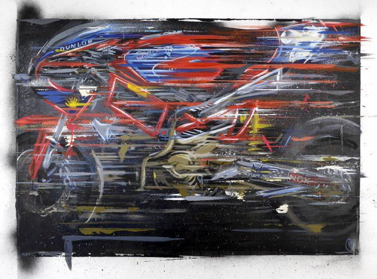 XTR Pepo Pata Negra Art