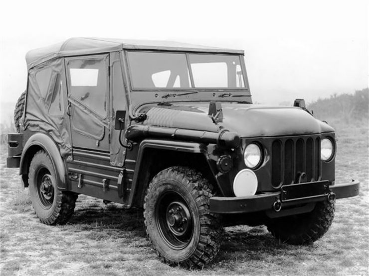 Austin Champ military vehicle
